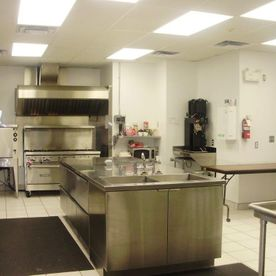 Elnora Hall Kitchen
